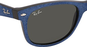 5efc651c94f Ray Ban 2132 55 6239 Wayfarer Sunglasses Green Best Price in India ...
