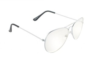 123c3752d0 Creature sg-102 Aviator Spectacle Sunglasses ( Clear )