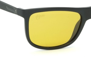 9c04446b19cb Fizan FZ 1012 C7 Yellow Polarized Wayfarer Sunglasses Yellow Best ...