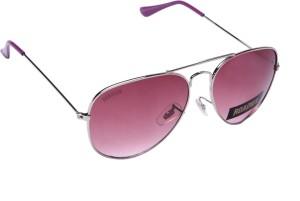 3864f124400 MTV Roadies RD 111 C9 Aviator Sunglasses Violet Best Price in India ...