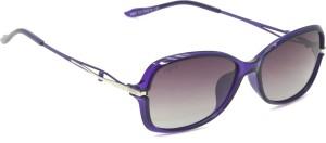 f190343a2b I-Gogs I-GOG-6091 Rectangular Sunglasses ( Pink )