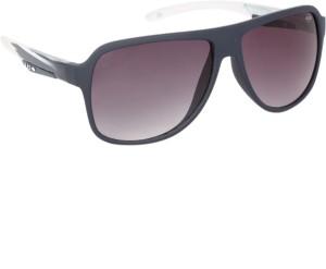5114211e27 Lee Cooper LC9060 FOB BLU Wayfarer Sunglasses Grey Best Price in ...