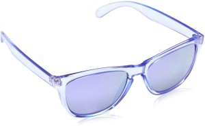 3c53e74e0e6 Gio Collection BH 2148 CAT 04 WAYFERERS BLUE   BLUE Wayfarer Sunglasses
