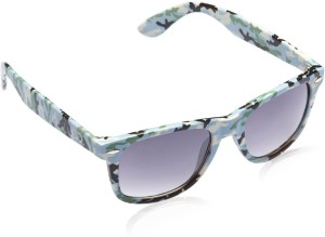 f70bff98deb Gio Collection BH2034 F3 WAYFERERS BLUE GREY Wayfarer Sunglasses ...