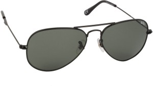 4136dd7a71 Lee Cooper LC9057 FOB BLK Round Sunglasses Black Best Price in India ...