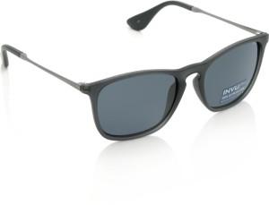 8013191ff3d6a Invu T2515A Wayfarer Sunglasses Grey Best Price in India