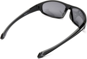 bccf20b5386 MTV Roadies RD 127 C4 Sports Sunglasses Grey Best Price in India ...