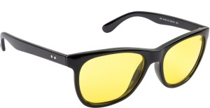 f23d631a31ef Funky Boys FB 4108 C2 Wayfarer Sunglasses Yellow Best Price in India ...