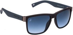 4497c5c51d Vincent Chase Vincent Chase VC 5186 Matte Black Blue Gradient C2 Wayfarer  Sunglasses Wayfarer Sungla (