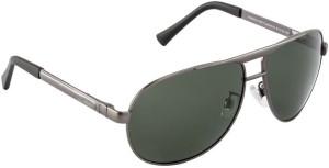 cbebdf3169 Velocity VCPOL34CITY5 Aviator Sunglasses ( Green )