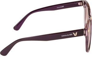40d378184f Danny Daze D 4014 C3 Wayfarer Sunglasses Violet Best Price in India ...