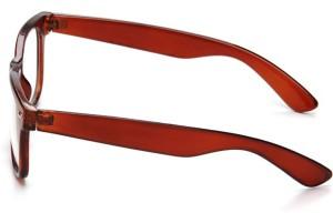 e4108f27694 Gansta GN3030 Brown Wayfarer Sunglasses Clear Best Price in India ...