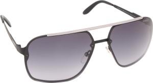 Carrera 91 S 003 64HD Rectangular Sunglasses Black Best Price in ... 7f54e87f7b5