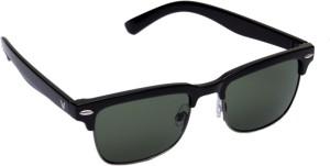 17d285bf9dbd1 VERSARIO ITALY AB1 Wayfarer Sunglasses ( Green )