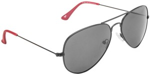 398373dcf1 Vincent Chase Aviator Sunglasses ( Grey )