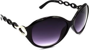 1f406381cf Hrinkar HRS235 BK 1 Oval Rectangular Round Sunglasses Grey Best ...