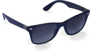 b319a4cf0 Louis Philippe Wayfarer Sunglasses Blue Best Price in India | Louis ...