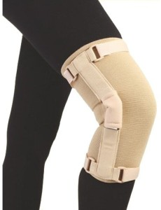 a0a6c007c1b Flamingo Tri Axle Hinged Cap Knee Support M Beige Best Price in India