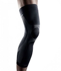 c014bf5185 LP LEG COMPRESSION SLEEVE Knee Support L Black Best Price in India ...