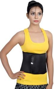 f32ede2f7aa10 Wonder Care Neoprene Abdominal Waist Belt Medium Abdomen Support M Black  Best Price in India