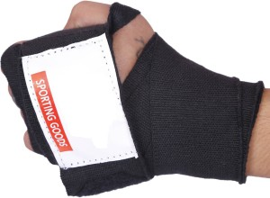 Klapp WS Wrist Support Free Size Black Best Price in India  e0ed27fe2b4f8