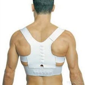 938f03dc131be Jern Posture Corrector Belt Shoulder Support M White Best Price in India