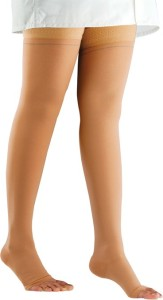 e09962421e Comprezon Varicose Vein Stockings-Class 1- Above Knee Knee, Calf & Thigh  Support