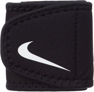 72976a93f3b8 Nike WRAP 2 0 Wrist Support Free Size Black White Best Price in India