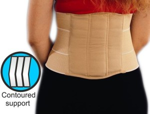 65cf9a1b6a Sabar Sacro Belt for Back Pain 3011 100 cms Lumbar Support XL Beige ...