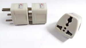 Tuscan Conversion Plug 1 Socket Surge Protector