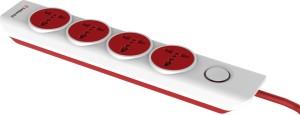 Gold Medal I-Design 4x1 4 Socket Surge Protector