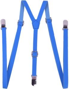 Modishera Y- Back Suspenders for Men, Women