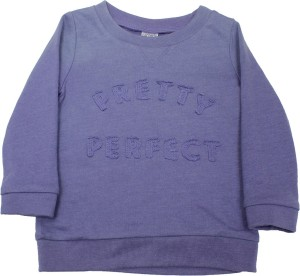 718a1d545 Carter s Solid Round Neck Casual Baby Boys Purple Sweater Best Price ...