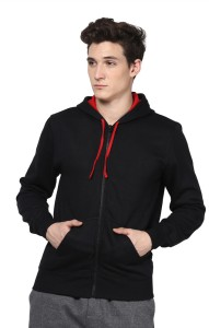 Unisopent Designs Full Sleeve Solid Men's Sweatshirt