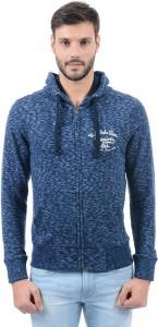 U.S.Polo Association Full Sleeve Printed Men's Sweatshirt