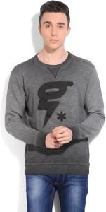 G-Star Full Sleeve Printed Men's Sweatshirt
