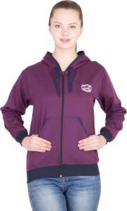 Eprilla Full Sleeve Solid Men & Women Sweatshirt