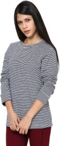 Rute Full Sleeve Solid Women's Reversible Sweatshirt