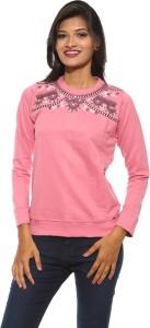 Pepe Full Sleeve Solid Women's Sweatshirt