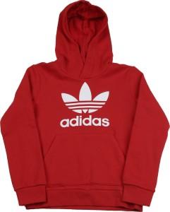 9454c989272e Adidas Full Sleeve Printed Boys Sweatshirt Best Price in India ...