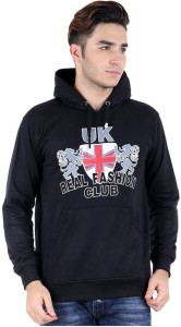 Hardys Full Sleeve Printed Men's Sweatshirt