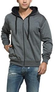 B-Tex Full Sleeve Solid Men's Sweatshirt