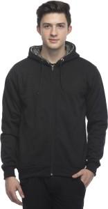 Shemrock Full Sleeve Solid Men's Sweatshirt