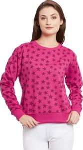 Glasgow Full Sleeve Printed Women's Sweatshirt