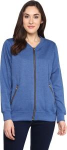 Miss Forever Full Sleeve Solid Women's Sweatshirt