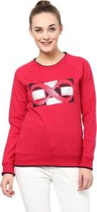 Cayman Full Sleeve Graphic Print Women's Sweatshirt