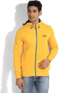 Numero Uno Full Sleeve Solid Men's Sweatshirt