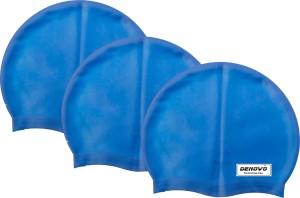 DeNovo Imported set of 3 Swimming Cap