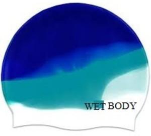 W2W Silicone Swimming Cap Swimming Cap