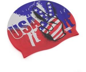 Viva Sports Country USA Swimming Cap